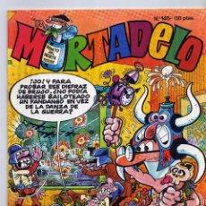 Cómics: MORTADELO Nº 145 EDICIONES B. Lote 51439008