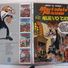 Cómics: MORTADELO Y FILEMON. EL NUEVO CATE. MAGOS DEL HUMOR Nº 50. EDICIONES B. . Lote 51441571