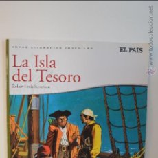 Cómics: LA ISLA DEL TESORO - ROBERT LOUIS STEVENSON - JOYAS LITERARIAS JUVENILES - EL PAIS - 2010. Lote 51465705