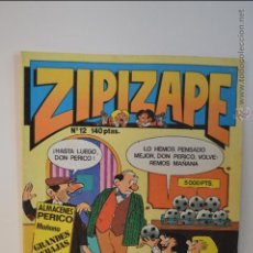 Cómics: ZIPIZAPE 12 - EDICIONES B - ZIPI Y ZAPE - 1987 - ESCOBAR. Lote 51504808