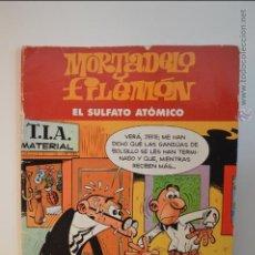 Cómics: MORTADELO Y FILEMON - EL SULFATO ATOMICO - EDICIONES B - 2003. Lote 51507557