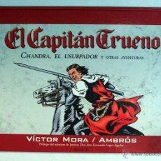 Cómics: CAPITAN TRUENO, CHANDRA EL USURPADOR.. Lote 51509316