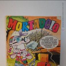 Cómics: MORTADELO 144 - EDICIONES B - IBAÑEZ - CONTIENE PAFMAN - MARZO 1990. Lote 51509496