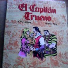 Cómics: EL CAPITAN TRUENO . VICTOR MORA & FUENTES MAN. VOLUMEN II. Lote 51582111