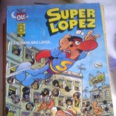 Cómics: COLECCION OLE - SUPER LOPEZ -. Lote 51767015