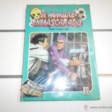 Cómics: EL HOMBRE ENMASCARADO. TOMO Nº 4. Lote 51777256