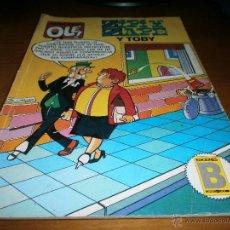 Cómics: ZIPI Y ZAPE - Nº 258 - ESCOBAR - COLECCIÓN OLÉ - EDICIONES B - 1987.. Lote 51781803