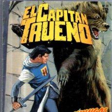 Cómics: EL CAPITAN TRUENO. EDICIONES B. Nº 25. LOS VIKINGOS PREHISTORICOS. Lote 51956255