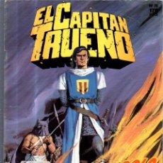 Cómics: EL CAPITAN TRUENO. EDICIONES B. Nº 26. EL IDOLO SINIESTRO. Lote 51956265