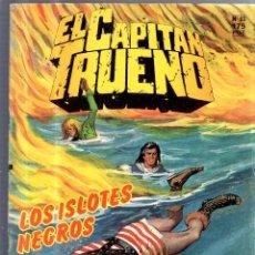 Cómics: EL CAPITAN TRUENO. EDICIONES B. Nº 63. LOS ISLOTES NEGROS. Lote 51956289