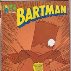 Comics: BARTMAN Nº 24.. Lote 51998072