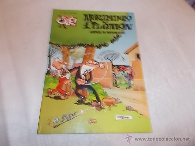 OLÉ Nº 106 MORTADELO Y FILEMÓN (Tebeos y Comics - Ediciones B - Humor)