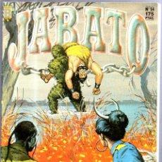 Cómics: TEBEO JABATO. EDICIONES B. Nº 54. SOLO CONTRA EL INVISIBLE. Lote 172780264
