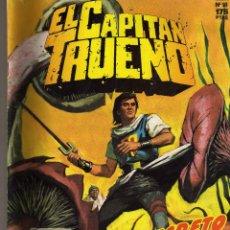 Cómics: EL CAPITAN TRUENO Nº 18 EL SECRETO DE BAROGAR. EDICIONES B. Lote 52150323