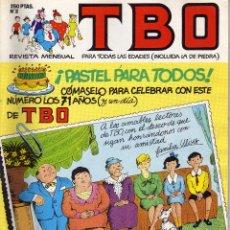 Cómics: TBO Nº 2 EDICIONES B 1988. Lote 52153407