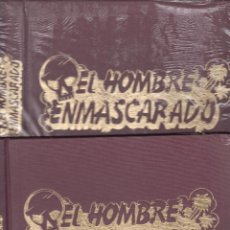 Cómics: TAPAS PARA ENCUADERNAR EL HOMBRE ENMASCARADO , 13 A 24 , 25 A 32 NUEVAS. Lote 52404747