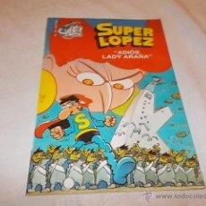 Cómics: OLÉ Nº 36 SUPER LÓPEZ. Lote 52415615
