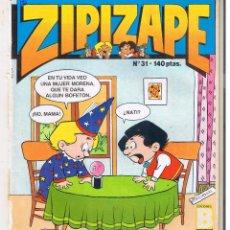 ZIPI ZAPE . Nº 31. EDICIONES B. 1987 (C/A42)