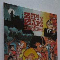 Cómics: ZIPI Y ZAPE Y EL CLUB DE LA CANICA. Lote 52769544