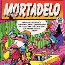 Cómics: MORTADELO Nº 42 EDICIONES B. Lote 207216597