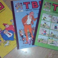 Cómics: TBO - EDICION COLECCIONISTA - 1951-53, 1972 , 1982 - SALVAT 2010. Lote 53208953