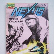 Cómics: NEXUS Nº 10 - NEXUS EN LA RED - EDICIONES B.. Lote 53210135