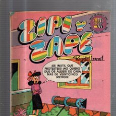 Cómics: ZIPI Y ZAPE. AÑO VI. Nº 281. EDITORIAL BRUGUERA. Lote 53293007
