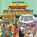 Cómics: MORTADELO Y FILEMON MAGOS DEL HUMOR N. 179: ELECCIONES! (NUEVO). Lote 101237855