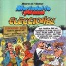 Cómics: MORTADEL·LO Y FILEMO MESTRES DE L'HUMOR N. 45: ELECCIONS! (NUEVO). Lote 53556810