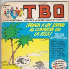 Cómics: TBO Nº 3.. Lote 53377063
