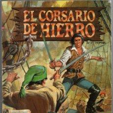 Cómics: EL CORSARIO DE HIERRO. Nº 1. LA MANO AZUL. Lote 53628955