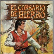 Cómics: EL CORSARIO DE HIERRO. Nº 14. NAUFRAGIO EN LAS TINIEBLAS. Lote 53628993