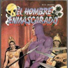 Cómics: EL HOMBRE ENMASCARADO. Nº 15. LA REINA BRUJA DE KULA-KU. Lote 53629063