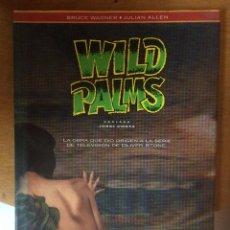 Comics : WILD PALMS - BRUCE WAGNER & JULIAN ALLEN - EDICIONES B. Lote 53724287