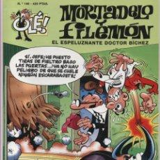 Cómics: MORTADELO Y FILEMON - OLE Nº 146 - EL ESPELUZNANTE DOCTOR BÍCHEZ - 1ª EDICION 1999. Lote 53749404