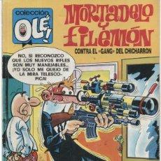Cómics: MORTADELO Y FILEMON COLECCIÓN OLÉ Nº 153-M. 88 - EDICIONES B 1ª EDICIÓN 1988. Lote 53752938