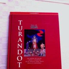 Cómics: TURANDOT - NAZARIO - EDICIONES B CO&CO TAPA DURA. Lote 53749912