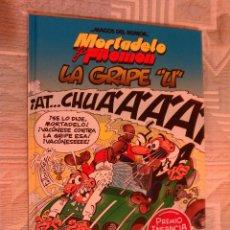Cómics: MORTADELO Y FILEMÓN -LA GRIPE *U* Nº 134 -TAPA DURA. Lote 53800310