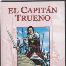 Cómics: EL CAPITAN TRUENO TOMO 3. VICTOR MORA, FUENTES MAN, AMBROS.. Lote 53821513