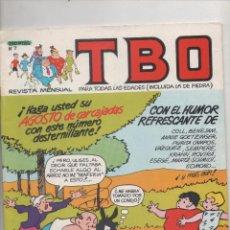 Cómics: TBO - Nº 7 - EDICIONES B - 1988.DA. Lote 54046240