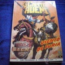 Cómics: EL CAPITAN TRUENO EDICION HISTORICA TOMO 6 RETAPADO (Nº 21, 22, 23 Y 24) ED B 1987 VICTOR MORA. Lote 54290894