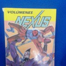 Cómics: VOLÚMENES NEXUS Nº 3 (REENTAPADO CON LOS Nº 9 AL 12). Lote 54387981