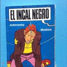 Cómics: EL INCAL NEGRO JODOROWSKY MOEBIUS. Lote 146260456