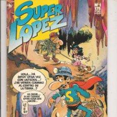 Comics: SUPER LOPEZ. Nº 1. EDICIONES B. 1987. (C/A20). Lote 54497620