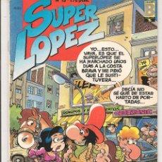 Comics: SUPER LOPEZ. Nº 13. EDICIONES B. 1987. (C/A20). Lote 54497704