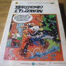 Cómics - ediciones B. biblioteca el mundo. mortadelo y filemon. tomo num. 40 - 54511186