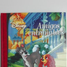 Cómics: AMIGOS ENTRAÑABLES SUPER DISNEY Nº5 1997 EDICIONES B DESCATALOGADO DIFICILÍSIMO. Lote 56096500