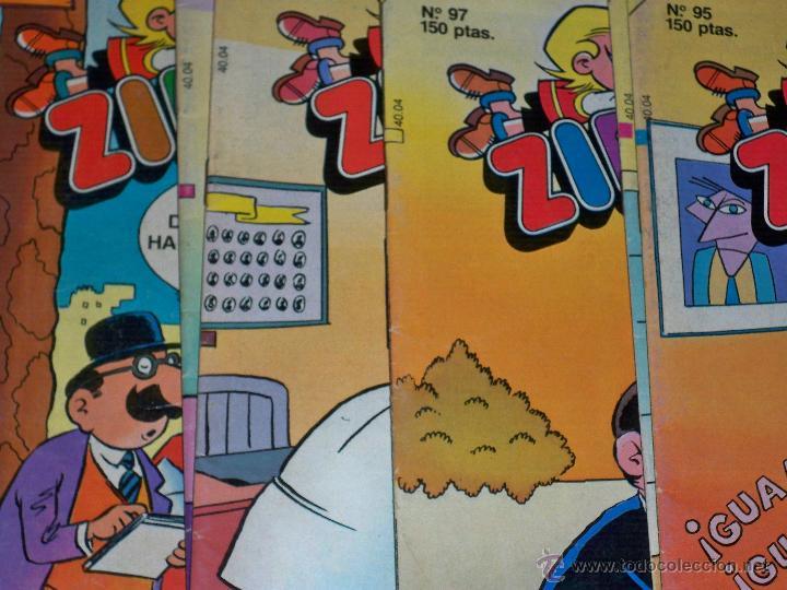 Cómics: ZIPI Y ZAPE EDICIONES B GRUPO Z AÑOS 80 : 94 95 96 97 99 101 103 104 105 106 107 108 - Foto 2 - 54614490