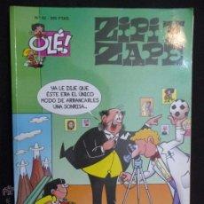 Cómics: ZIPI Y ZAPE. OLÉ Nº 42. EDICIONES B. Lote 54622415