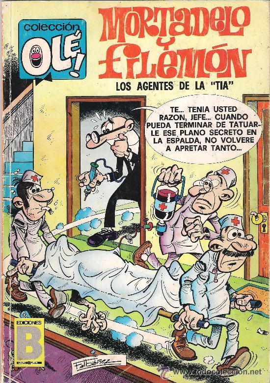 EDICIONES B . MORTADELO Y FILEMON . Nº 124 (Tebeos y Comics - Ediciones B - Humor)